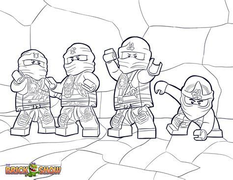 lego ninjago kai coloring pages coloring home