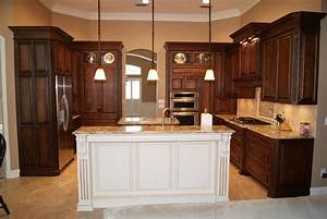 the worth to be made espresso kitchen cabinets ideas you With kitchen cabinet with island design