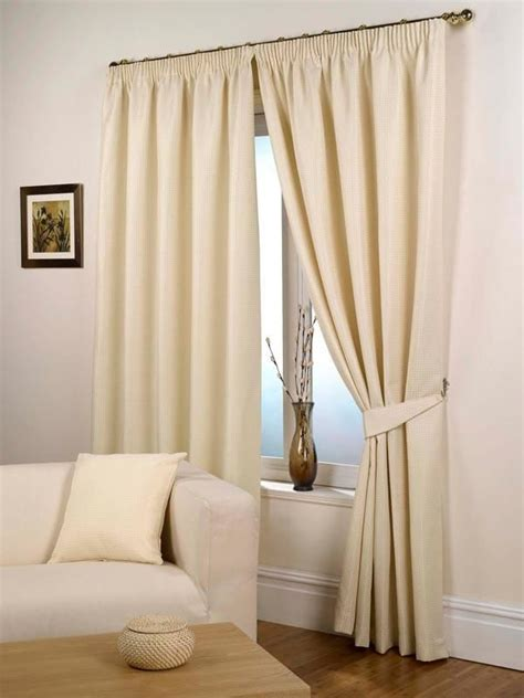 Home Interior Design Ideas Curtains by Simple But Beautiful Curtains Home Design Interior
