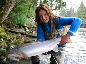 News: Meet miss personality and top Fly-fishing guide ...
