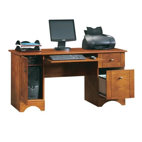 Computer Desk For Office Use by Sauder Country Computer Desk At Lowes