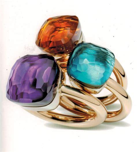 dodo pomellato anelli montres bijoux semipreziose nudo veleno