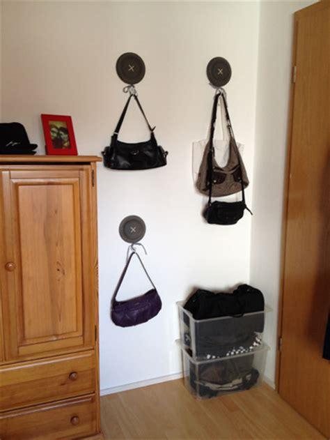 handtaschen aufbewahren ideen tipps zu handtaschen freitag ist ordnungstag wohncore