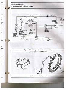 20 Hp Kohler Rectifier Regulator Wiring Diagram