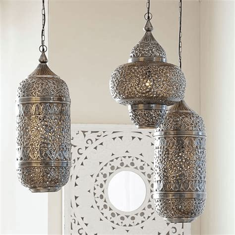 moroccan style hanging lanterns concepts and colorways