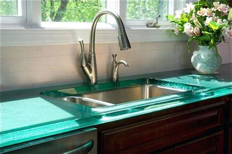 Epoxy Kitchen Countertops Bamboo Copper Epoxy Kitchen
