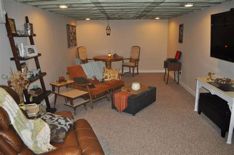 Painted Basement Ceiling Insulation Ideas Rocktheroadie Hg