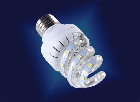 esl 007 spiral led energy saving l 5 watt energy saving