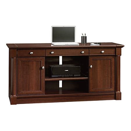 palladia credenza sauder palladia collection credenza with slide out desktop