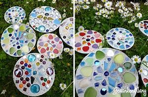 Mosaik Selber Machen : mosaik beton gedankenklang magazin ~ Whattoseeinmadrid.com Haus und Dekorationen