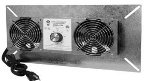 crawl space exhaust fan with humidistat crawl space ventilation fans tjernlund underaire crawl