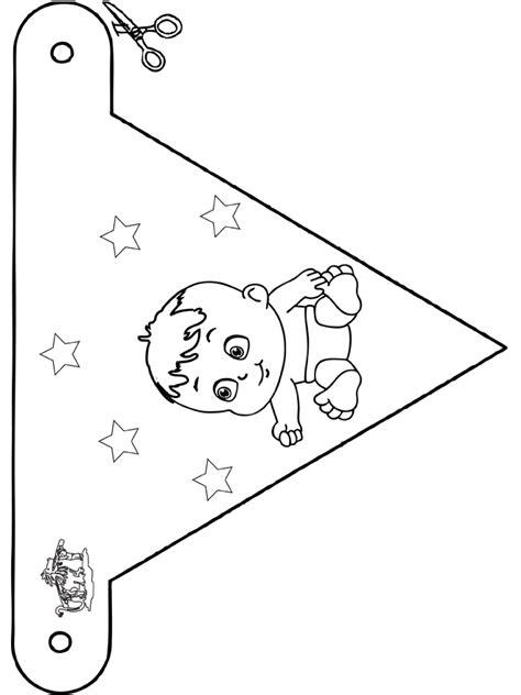Kleurplaat Geboorte Baby by Kleurplaten Baby Geboorte Zoeken Familie Baby