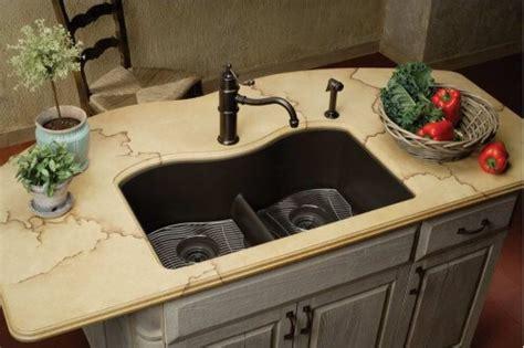 best composite granite kitchen sinks the best kitchen sinks 9 materials you will 7668