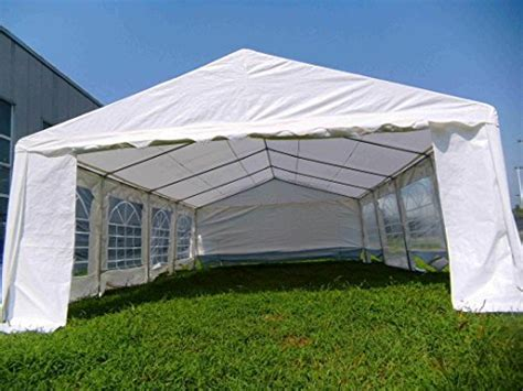 big canopy tent american canopy tent 16x26 foot large white