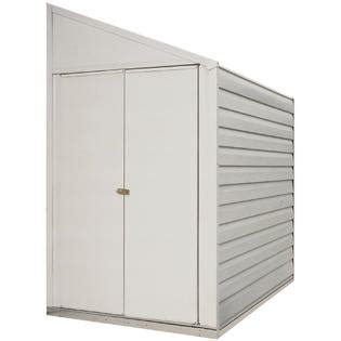 arrow storage sheds sears 4 x 10 yardsaver storage building sears