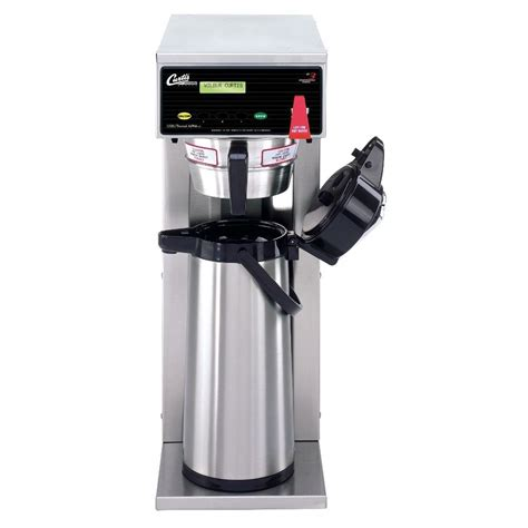 67 manuals for curtis coffee maker devices found. Curtis D500GT12A000 Automatic Airpot Coffee Brewer with Digital Controls - 120V