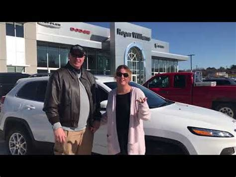 roger williams testimonials weatherford tx  jeep