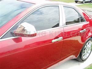 Cadillac Cts Chrome Door Handle Cover Trim 2008
