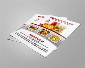 Creative, Fast, Food, Flyer, Design, Template, Psd, U2013, Graphicsfamily