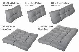 Polster Kissen Sofa : palettenkissen palettensofa palettenpolster polster auflage kissen sofa fx serie ebay ~ Watch28wear.com Haus und Dekorationen