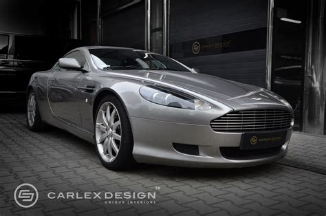 aston martin custom aston martin db9 custom interior is worthy of james bond