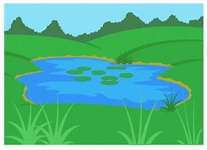 Top 87 Pond Clip Art - Free Clipart Image
