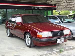 Volvo 940 1996 Se 2 3 In  U0e20 U0e32 U0e04 U0e15 U0e30 U0e27 U0e31 U0e19 U0e2d U0e2d U0e01 Automatic Sedan  U0e2a U0e35 U0e41 U0e14 U0e07 For 1 Baht - 4222575