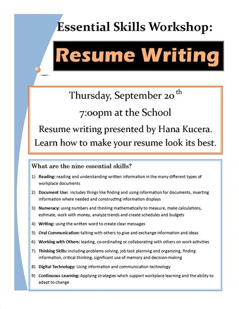 Resume Writing Companies by Advices For Resume Writing