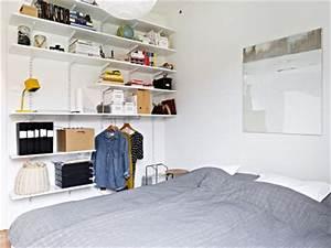 Rangement Vetement Chambre : idee rangement vetement chambre visuel 7 ~ Teatrodelosmanantiales.com Idées de Décoration