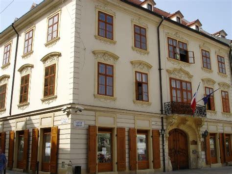 radiation chambre de commerce le palais kutscherfeld la en slovaquie