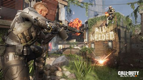 ops iii pc cod graphics screenshots duty call shows 4k screenshot game impressive released zombies three treyarch multiplayer resolution
