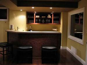 Ideas : Decorate The Cool Home Bar Ideas Wood Bar' Home