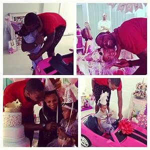 Happy 4th Birthday celebrations for Chris Bosh's daughter ...