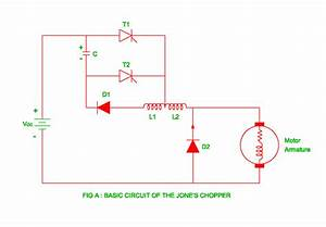 Circuit Diagram Jones Chopper