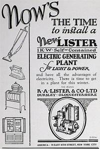 R  A  Lister And Co