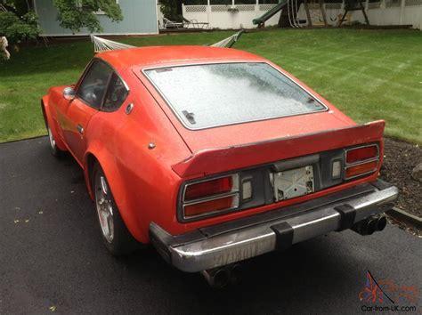 Datsun Scarab by 1975 Datsun 280z Scarab By Scarab