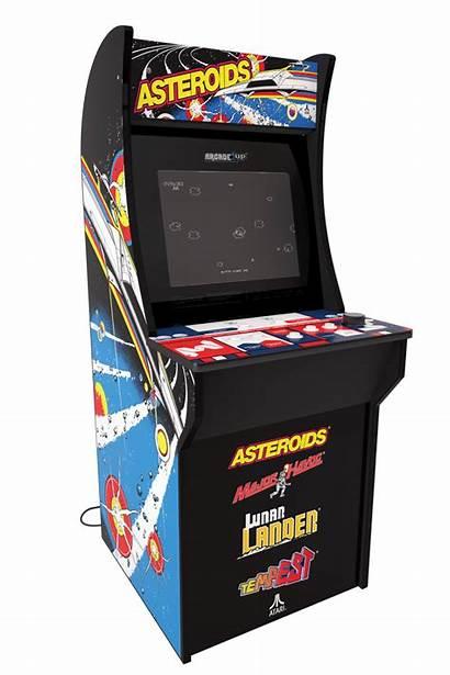 Asteroids Arcade1up Popsugar Machine
