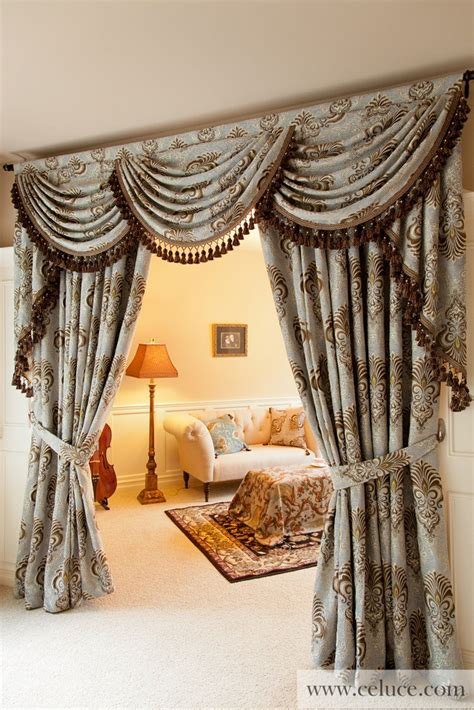 Valance Curtains by Www Celuce Customize Curtains Swag