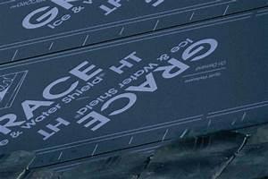 Grace Construction Ice  U0026 Water Shield Ht