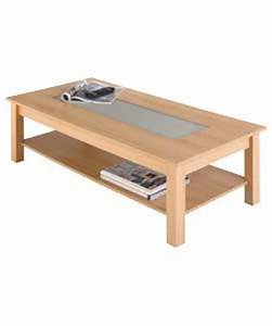 beech glass tables reviews With small beech coffee table