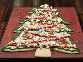 christmas tree surprise cake recipe food network