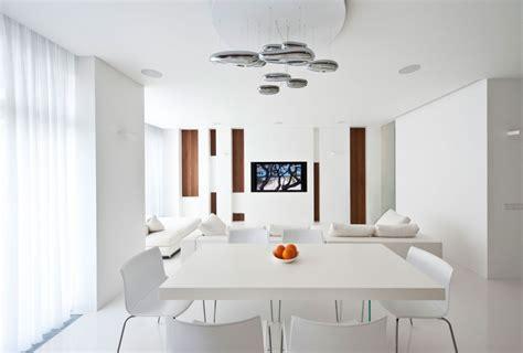 Apartment Awash With Walnut & White