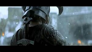 Skyrim - The Dragonborn Comes Trailer  Hd  2012