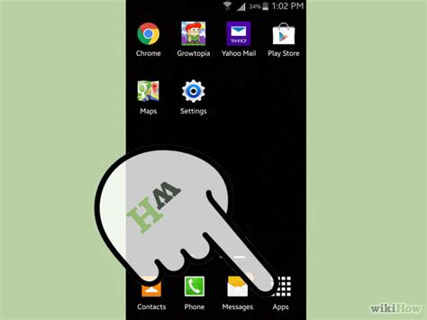 hide apps on android how to hide apps on android 12 steps wikihow