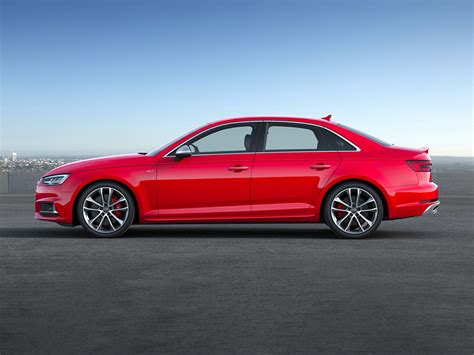 Audi S4 by New 2018 Audi S4 Price Photos Reviews Safety Ratings
