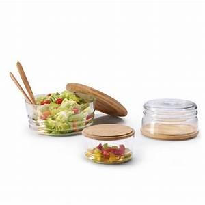 Salatschale Mit Deckel : continenta k seglocke 2 tlg salatschale mit deckel 26 5 cm holz glas ebay ~ Markanthonyermac.com Haus und Dekorationen