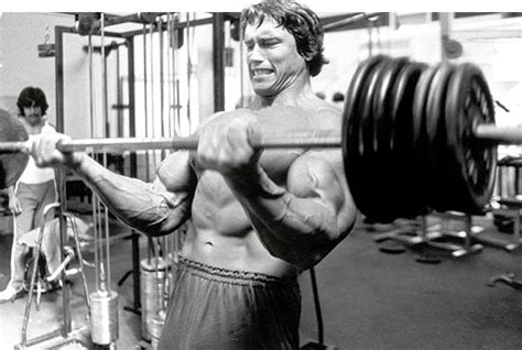 big biceps fast arnolds top tips