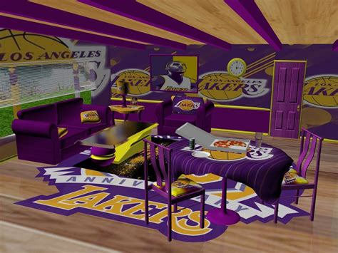 lakers bedroom ideas  images lakers bedroom ideas