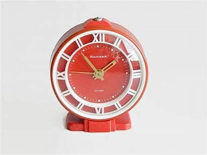 Clock Yantar Alarm Visit Soviet Russian