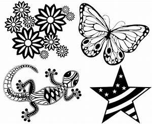 Farbe Für Textilien : schablonen f r textilien ~ Lizthompson.info Haus und Dekorationen